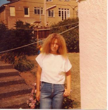 1983 hair